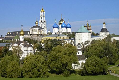 "Serguiev Posad, ""Vaticano ruso"""