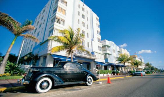 Miami lujoso