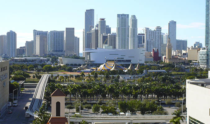 Downtown de Miami
