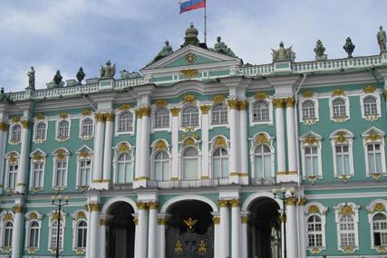 El museo de Hermitage