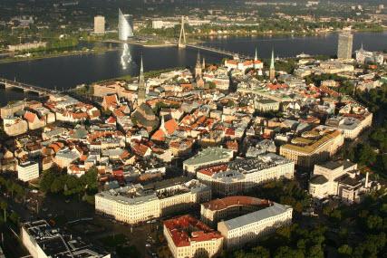 Centro de Riga