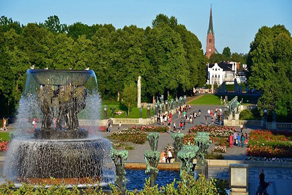 Oslo parque