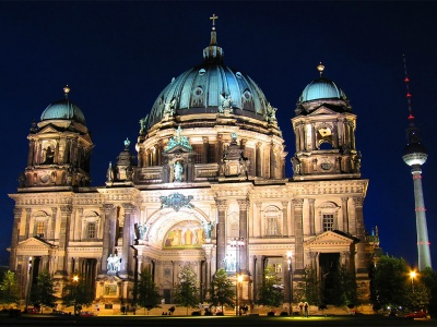 Berlin - Catedral