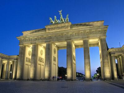 Berlin - Puerta
