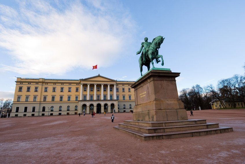 Oslo plaza