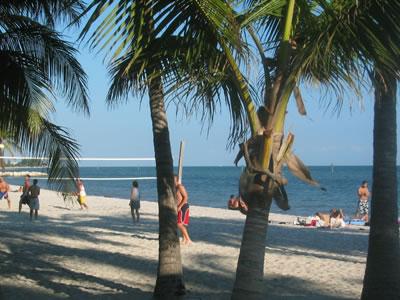 Las playas de Bahamas