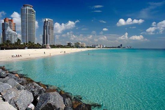 La costa de Miami