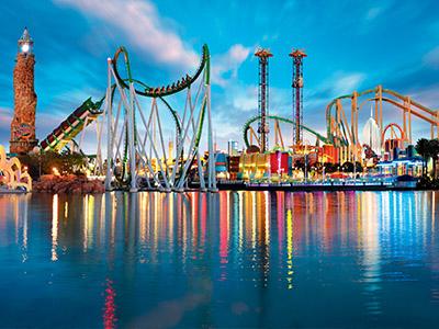 Los parques de Orlando