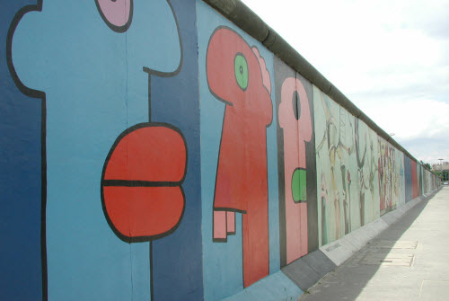 Berlin - Muro