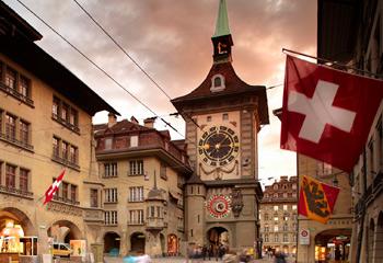 Reloj astronómico de Berna