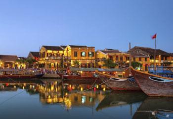 Ciudad de Hoi An