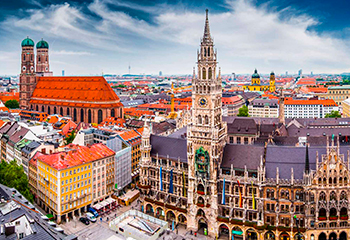 Marienplatz - Múnich