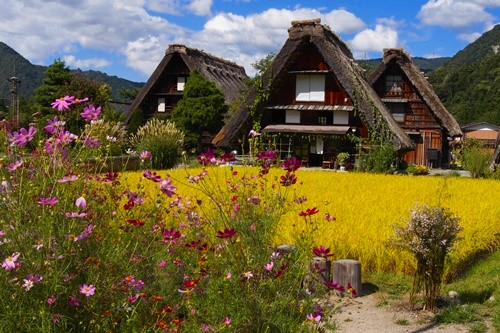 Shirakawago Japan National Tourism Organization