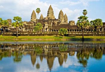 Ciudad de Siem Reap