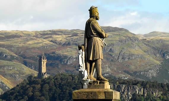 Stirling - Monumento Wallace - Glasgow