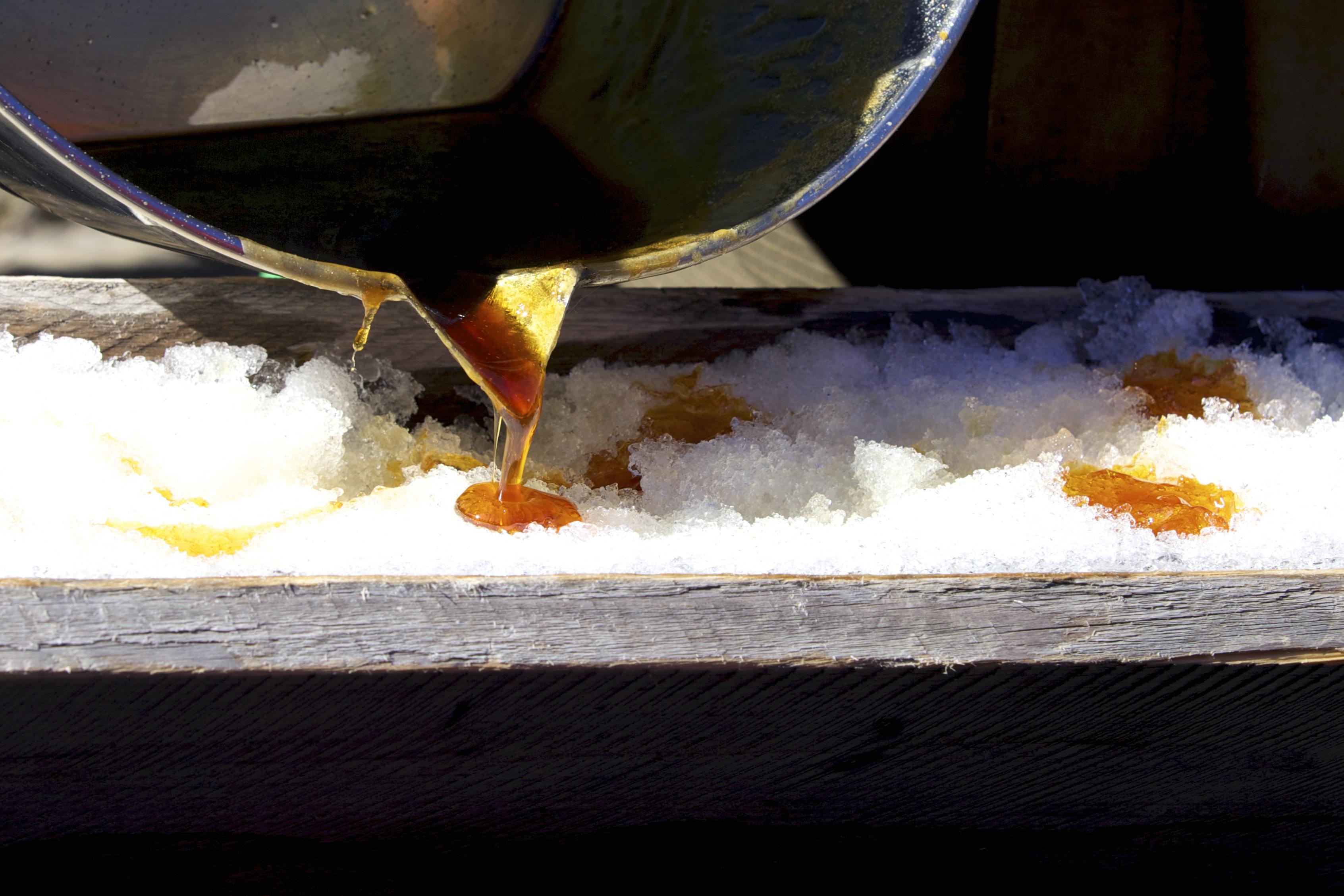 Cabaña de azúcar