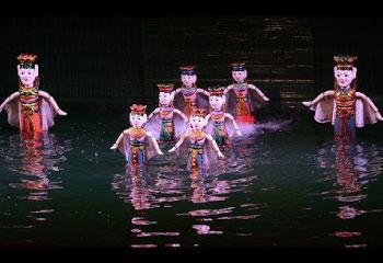 Teatro de las Marionetas de Agua