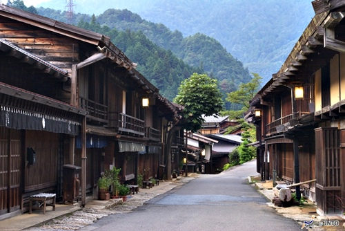 Tsumago Japan National Tourism Organization