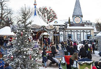 Mercadillo de Navidad Copenhague