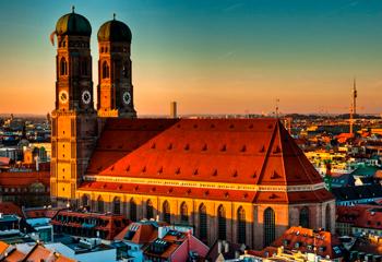 Catedral Frauenkirche - Múnich