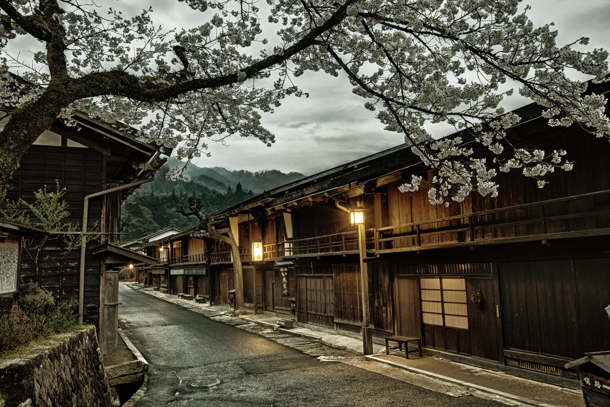 Calles de Tsumago