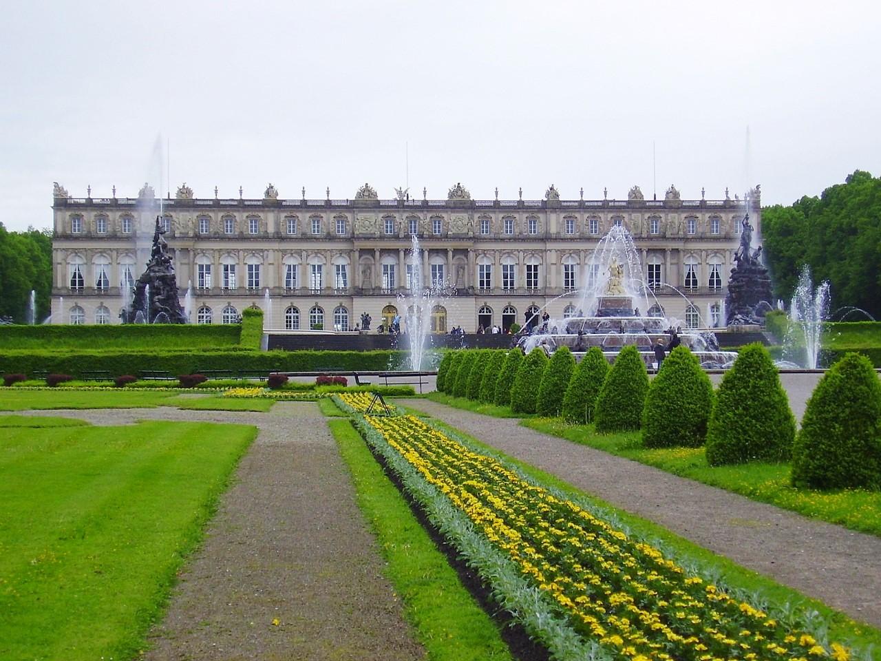 Palacio de Herrenchiemsee