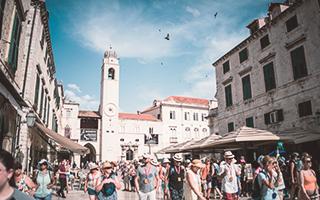 Centro histórico de Dubrovnik