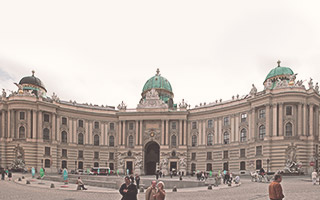 Palacio de Hofburg, Viena