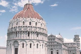 Baptisterio de Pisa