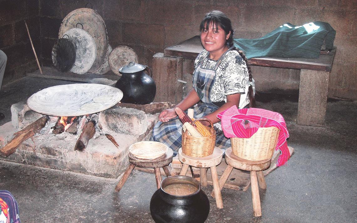 Comunidades tzotziles de San Juan Chamula y Zinacantán