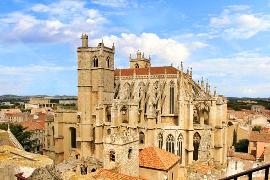 Catedral de San Justo y Pastor, Narbona