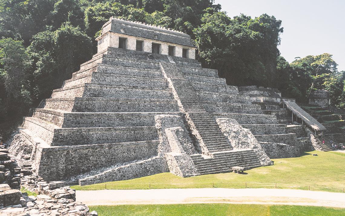 Sitio arqueológico de Palenque