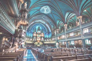 Basílica de Notre Dame, Montreal