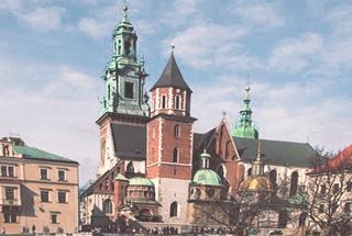 Castillo de Wavel, Cracovia