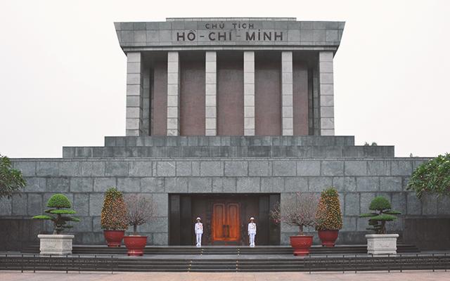 Mausoleo de Ho Chi Minh, Hanoi