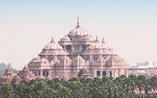 Templo de Akshardham, Delhi