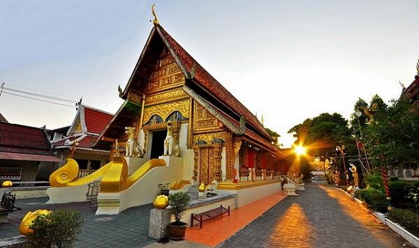 Wat Phra Singh. Chiang Rai