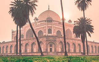 Tumba de Humayum, Delhi