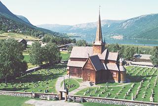 Stavkirke de Lom