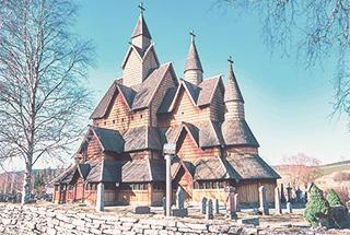 Iglesia de madera de Stave