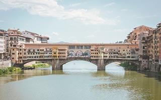 Ponte Vecchio, Florencia