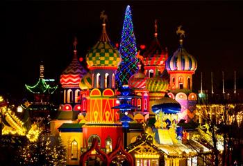 Mercado de navidad de Tivoli