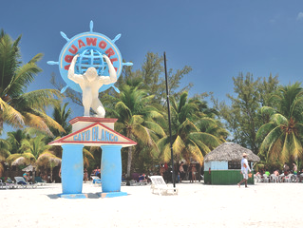 Cayo Blanco, Cuba
