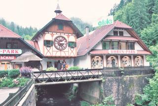 Triberg, Selva Negra