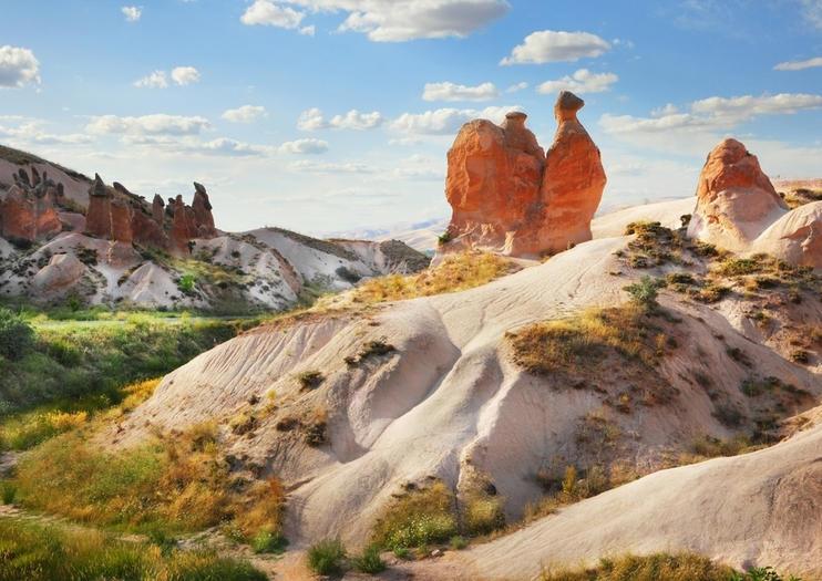 Valle de Devrent - Capadocia
