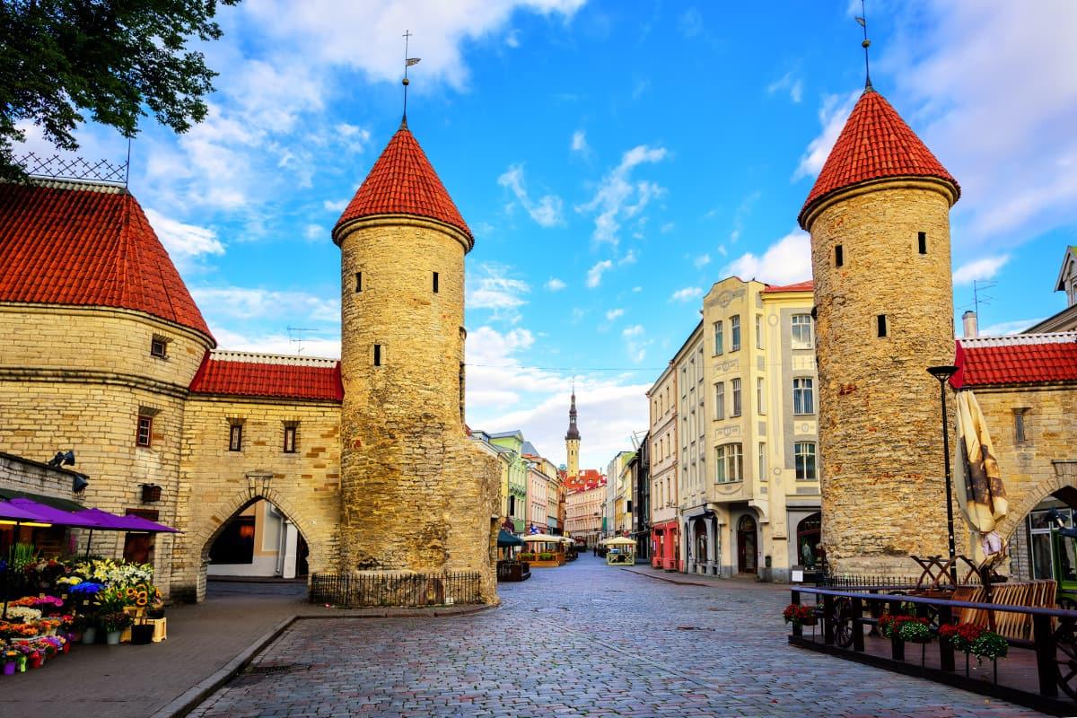 Ciudad vieja Tallin