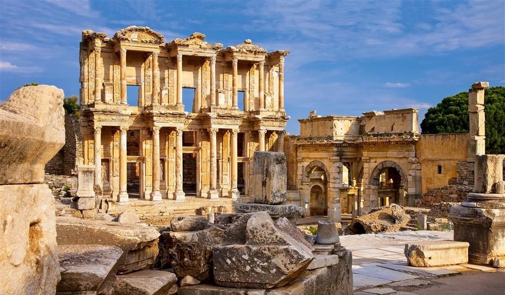 Ágora de Éfeso, Kusadasi