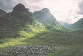 Valle de Glencoe