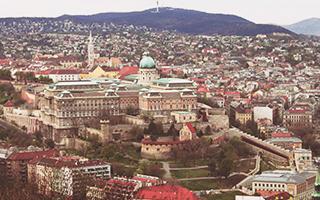 Castillo de Buda, Budapest