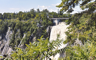 Cataratas Montmorency